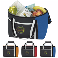 Picture of Calling All Stripes Lunch Cooler
