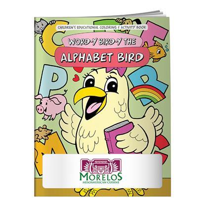 Picture of Coloring Book: Word-y Bird-y the Alphabet Bird