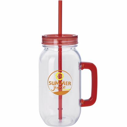 Picture of Single Wall Sweet Southern Jar - 27 oz.
