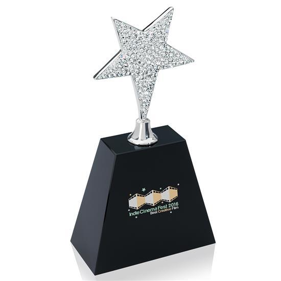 Picture of Rhinestone Star Award - Small