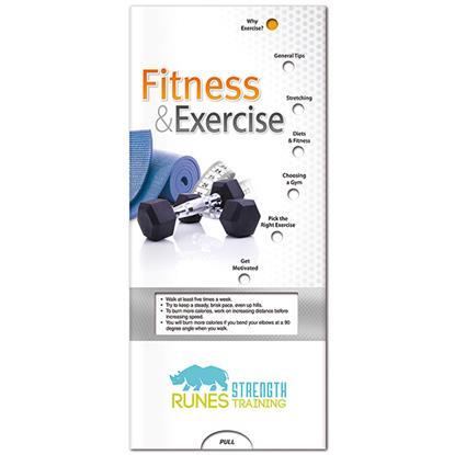 Picture of Pocket Slider: Fitness & Exercise
