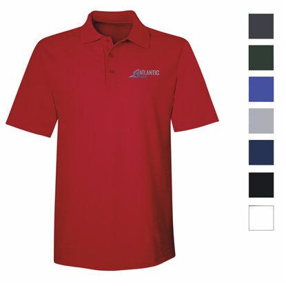 Picture of Hanes® Men's X-Temp® Pique Polo