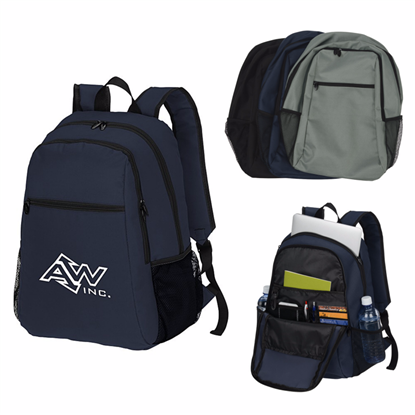 "Picture of 4imprint 15"" Laptop Backpack"