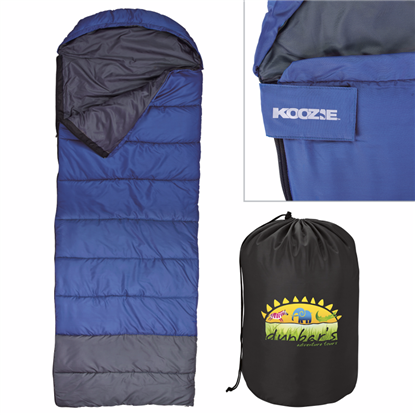 Picture of Koozie® Kamp 20° Sleeping Bag