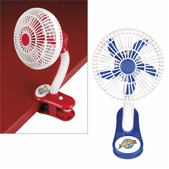 Picture of O2COOL® Clip Fan 4""
