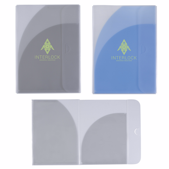 Picture of Two-Pocket Folder with Tuck Closure