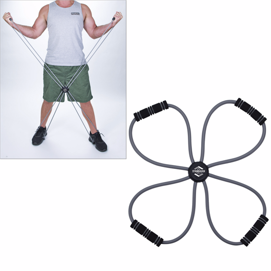 Picture of Pilates 4-way Exercise Bands