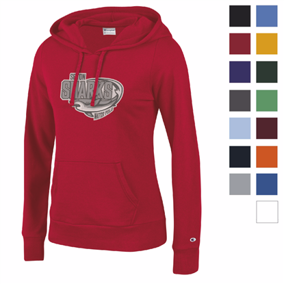 Picture of Champion Eco® Women's University Fleece Hoodie