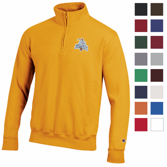 Picture of Champion Eco® Powerblend® Pocketless 1/4 Zip
