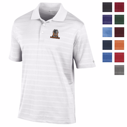 Picture of Champion® Men's Textured Solid Polo