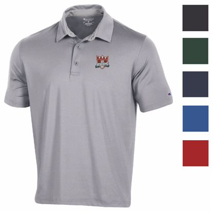 Picture of Champion® Men's Solid Polo
