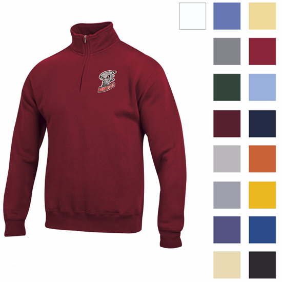 Picture of Gear for Sports® Big Cotton 1/4 Zip
