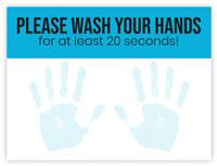 P4A3A100 wash hands image