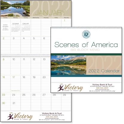 1701 Calendar Product Image