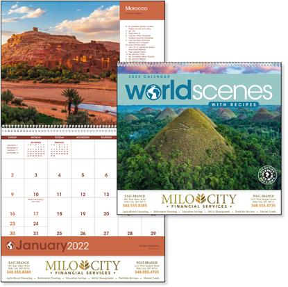 1704 Calendar Product Image