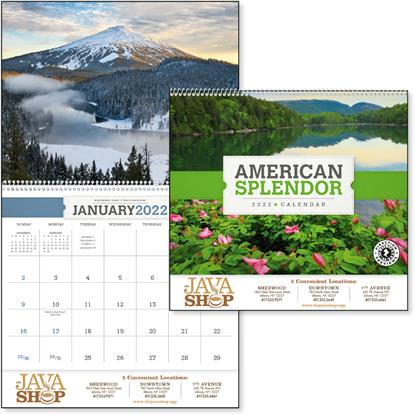 1709 Calendar Product Image