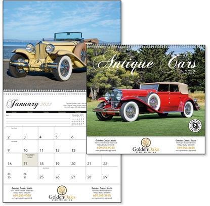 1858 Calendar Product Image