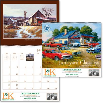1862 Calendar Product Image