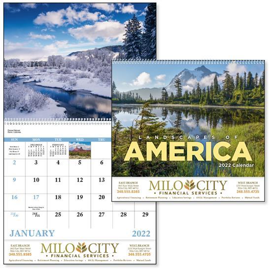 7001 Calendar Product Image