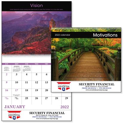 7028 Calendar Product Image