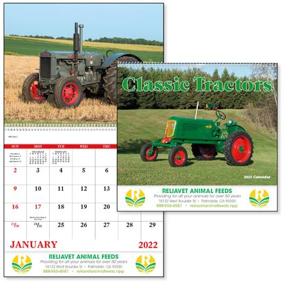 7030 Calendar Product Image