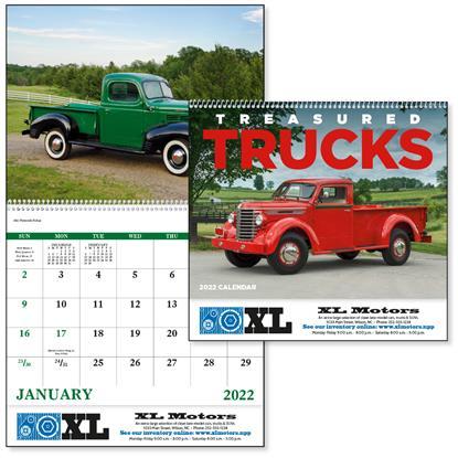 7037 Calendar Product Image