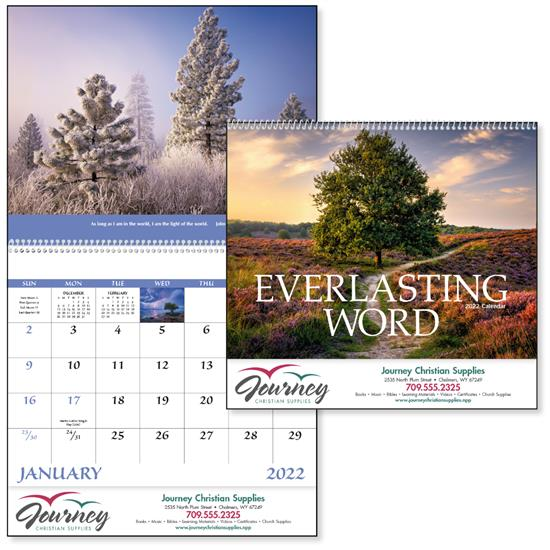 7055 Calendar Product Image