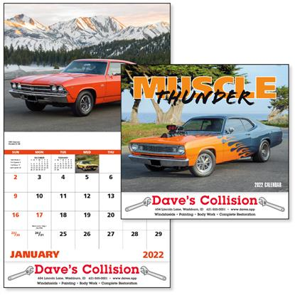 7205 Calendar Product Image