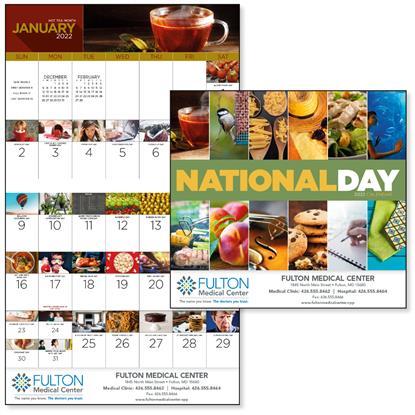 7232 Calendar Product Image