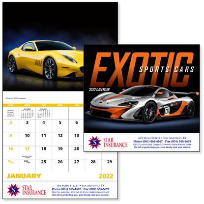 7281 Calendar Product Image