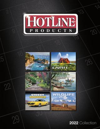 Hotline catalog cover