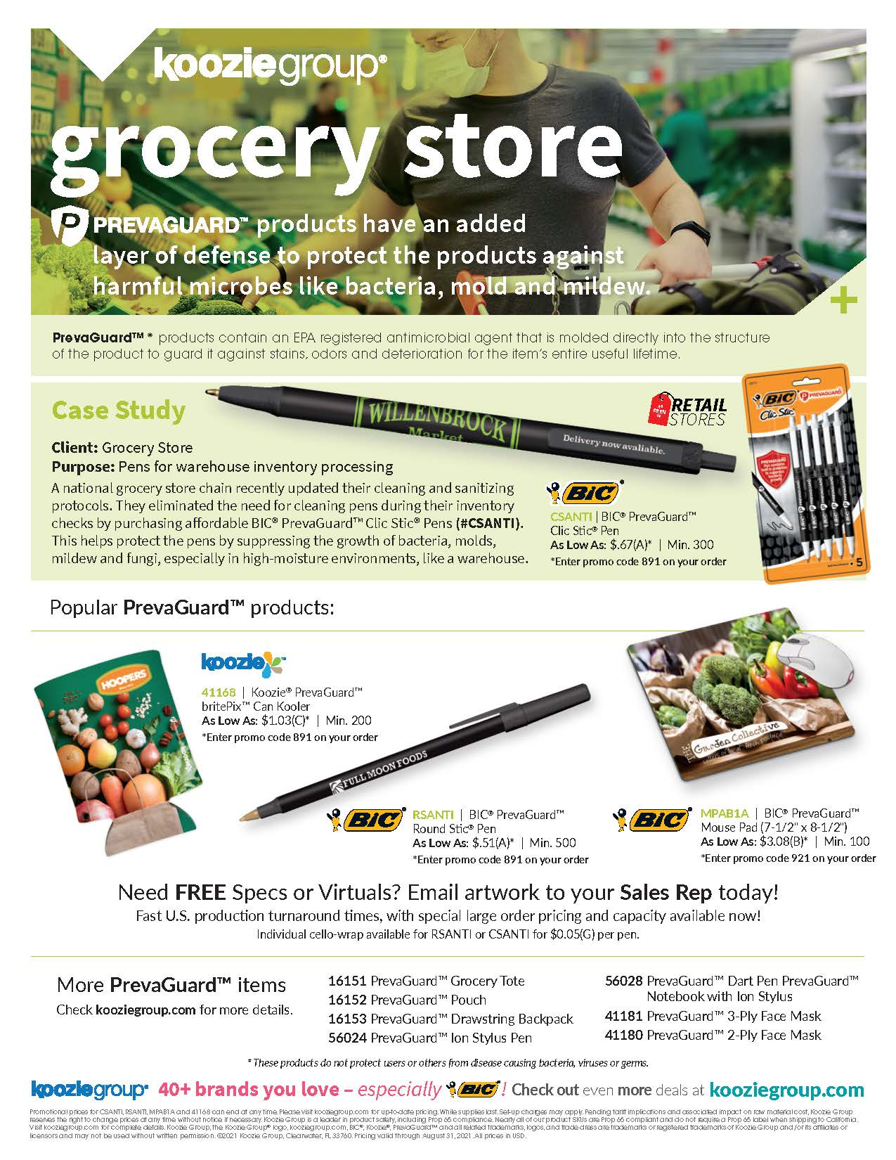 Grocery Store (.pdf)