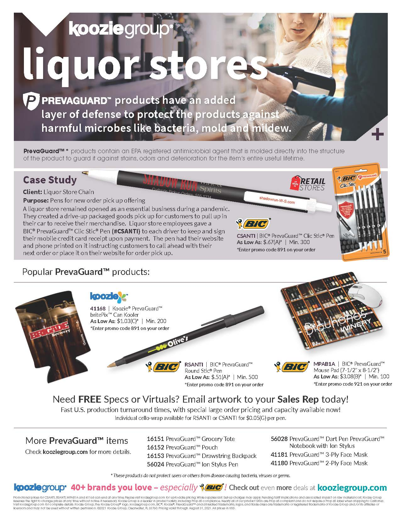 Liquor Store (.pdf)