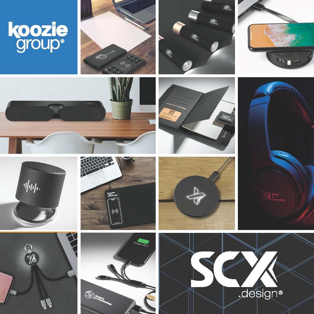 SCX Design Brand Book