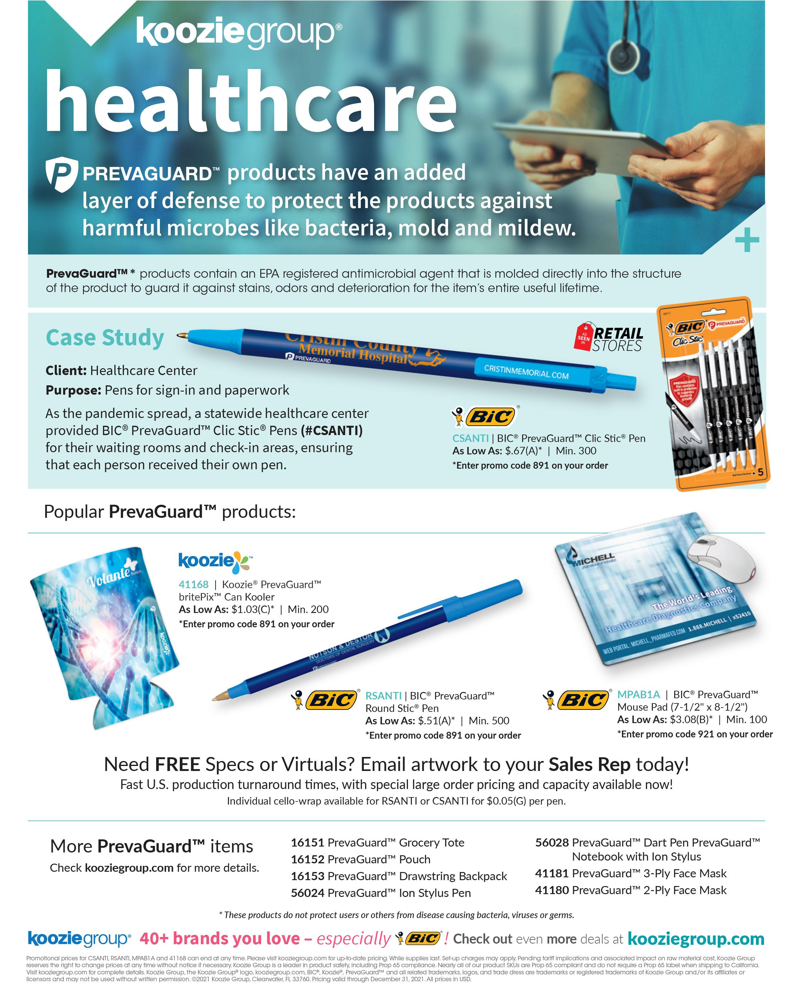 PrevaGuard Health Care