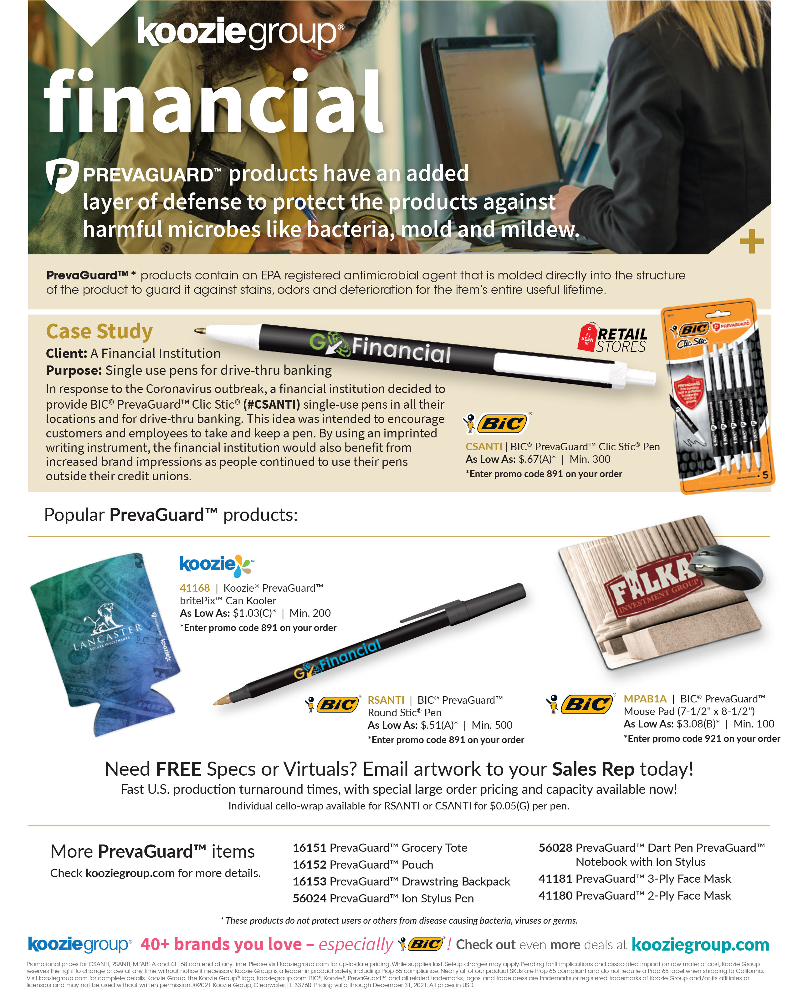 PrevaGuard Financial